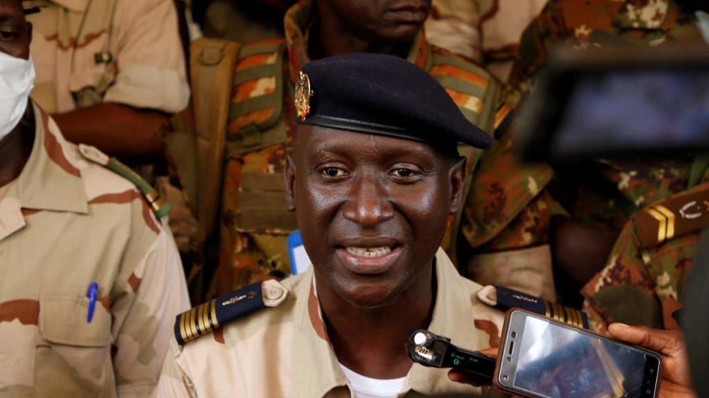 colonel Ismael Wague,